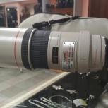 Canon EF 300mm f/4L IS, Екатеринбург