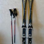 Горные лыжи K-2 t-nine, радиус 14, 167 см., Екатеринбург