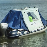 Лодка Honda marine T35 с мотором Honda BF15D, Екатеринбург