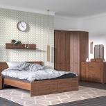 Модульная спальня Марко Орех Селект Каминный  (Ник-м), Екатеринбург
