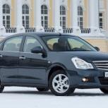 Аренда авто Nissan Almera, Екатеринбург