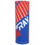 Труба-маска RAY флаг РФ принт синий/красный, Екатеринбург