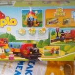 Конструктор LEGO DUPLO Town Мой первый поезд (10507), Екатеринбург