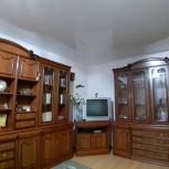 Стенка в гостиную в классическом испанском стиле, Екатеринбург