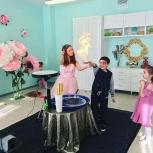 Шоу мыльных пузырей для взрослых и детей, Екатеринбург