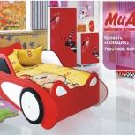Детская кровать Гонщик (Миди), Екатеринбург