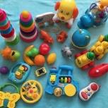 игрушки для ребенка от года до трех лет, комплект, Екатеринбург