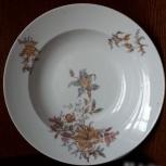 Набор глубоких тарелок, Кузнецов до 1917 г, Екатеринбург