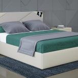 Интерьерная кровать Гермиона с подъемным механизмом (МК), Екатеринбург