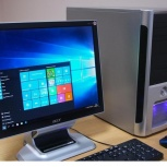 компьютер с монитором, Екатеринбург
