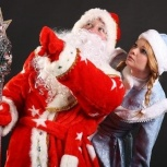 Выезд Деда Мороза и Снегурочки, Екатеринбург