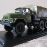 ЗИЛ - 131, SSM, 1/43 модель, Екатеринбург