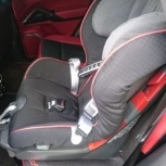 Детское автокресло Porsche Junior Seat isofix, G 1, Екатеринбург
