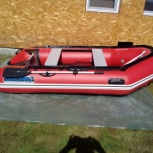 Продам моторную лодку с мотором, Екатеринбург