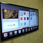 ультратонкий 120см Качественный SmartTV LG 3D Full, Екатеринбург