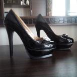 Туфли из натуральной лаковой кожи, Екатеринбург