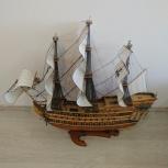 Модель корабля Prince 1672, Екатеринбург