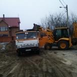 Вывоз мусор,снега!Спецтехника(вывоз мусор газ,зил,камаз,ломовоз)безнал, Екатеринбург