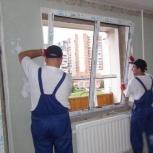 Ремонт, регулировка пластиковых, деревянных, алюминиевых  окон, Екатеринбург