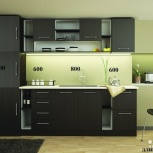 Новая Кухня Мистик-2 длина 2600мм, Екатеринбург