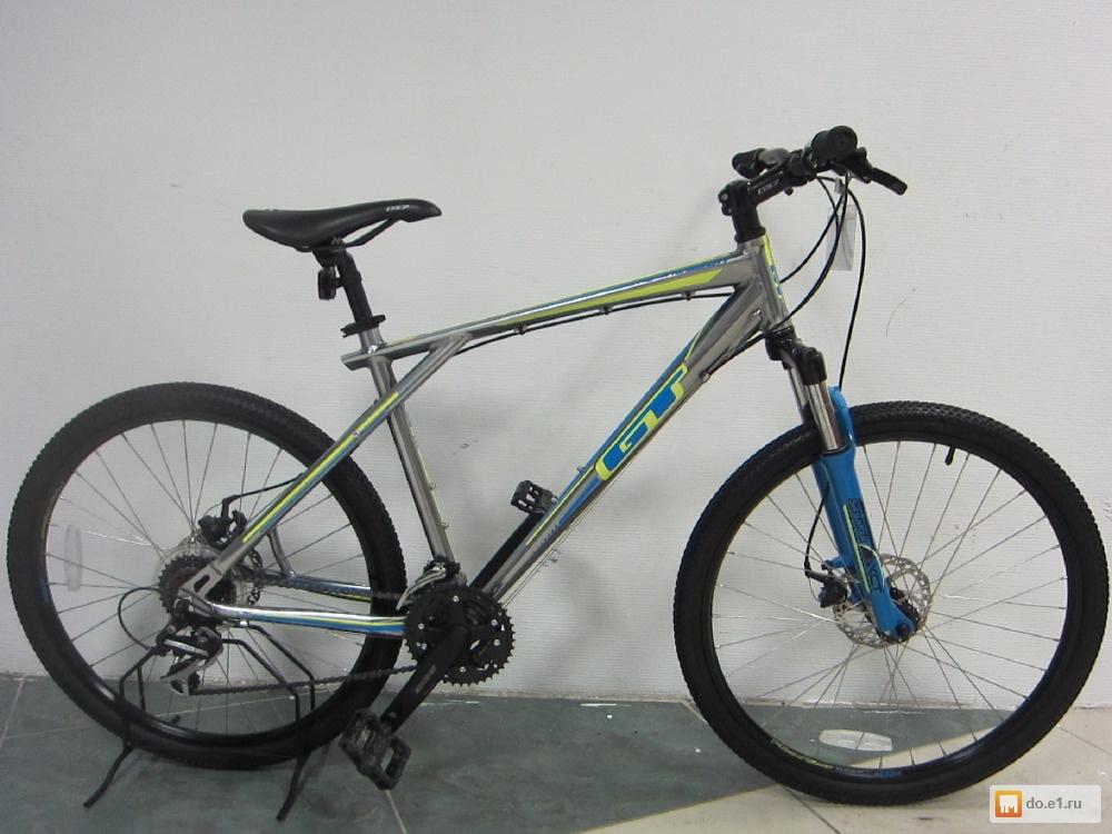 Горный велосипед GT Aggressor 1.0 б у Цена - 19990.00 руб ... 2b216411d8ecf