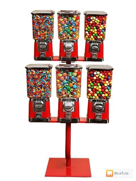 Автоматы с игрушками бизнес
