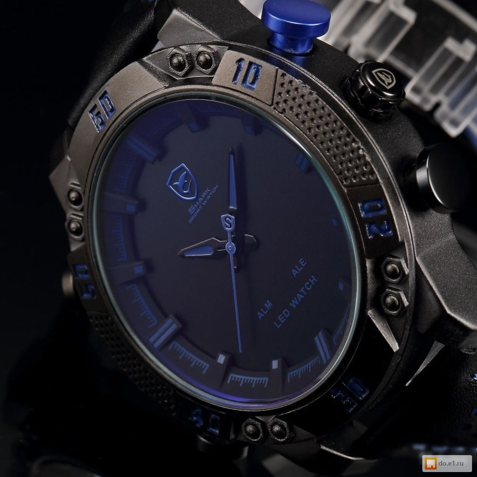 290e2fe2149a Спортивные часы Shark Sport Watch SH265 фото, Цена - 2999.00 руб.,  Екатеринбург - E1.ОБЪЯВЛЕНИЯ