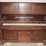 Пианино K.Heılbrunn Sohne Berlin. 18 век., Производство Германия, Екатеринбург
