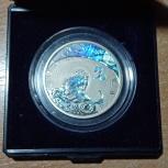 Монета серебрянная, Екатеринбург