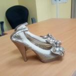 Нарядные туфли с камнями, Екатеринбург