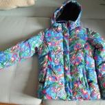 Куртка цветная зимняя спортивная с капюшоном на молнии., Екатеринбург