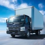 Грузоперевозки по городу и междугородние перевозки  от 1.5 тонн до 20т, Екатеринбург