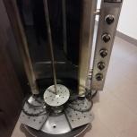 Аппарат для приготовления шаурмы, Екатеринбург