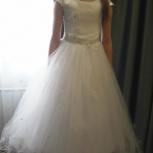 Продаю нарядное белое платье, Екатеринбург