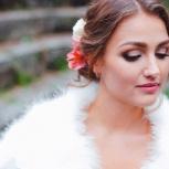 Свадебный стилист, свадебный макияж и свадебная прическа, Екатеринбург