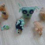Вязаные игрушки ручной работы, Екатеринбург
