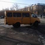 Ууслуги пассажирской газели, Екатеринбург