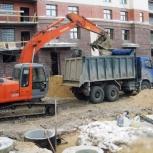 Вывоз мусора самосвал от 3 до 12 кубов, Екатеринбург
