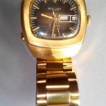 poljot au10 антикварные, раритет, редкие наручные часы, Екатеринбург
