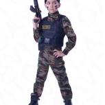 Детский военный костюм Спецназ, арт. 2051 к-18, Екатеринбург