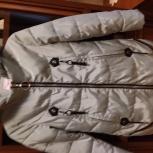 Пальто-куртка осеннее рост 154 см, Екатеринбург