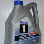 Моторное масло Мобил1 10w60, Екатеринбург