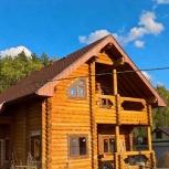 Плотницкие работы. Отделка деревянных домов, бань, саун., Екатеринбург
