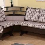 Кухонный угловой диван ДКУ-2/2 1280х1780 мм. ткань (АС-М), Екатеринбург