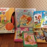 Книги для девочек + твистер, Екатеринбург
