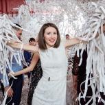 Бумажное шоу на праздник, Екатеринбург