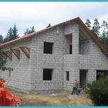 Строительство домов и коттеджей из газабетона, Екатеринбург