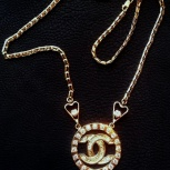 Chanel колье золотое, Екатеринбург