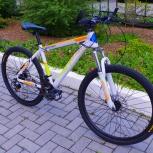 Спортивный велосипед на гидравлике (новый), Екатеринбург
