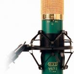 Микрофон MXL V67I tube, Екатеринбург